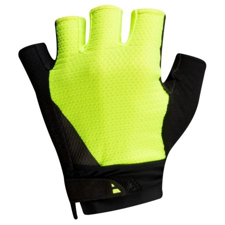 Homme Pearl Izumi ELITE Gel Glove Screaming Yellow | Route