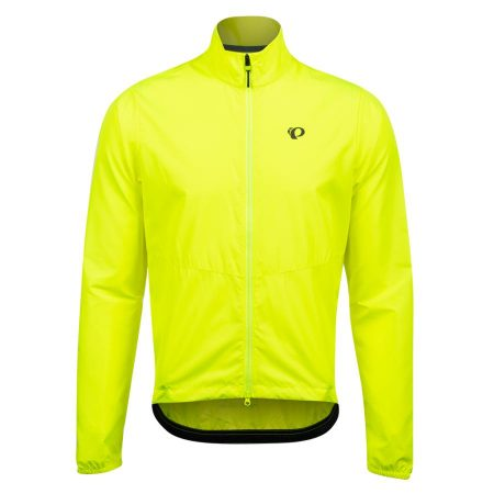 Homme Pearl Izumi Quest Barrier Jacket Screaming Yellow | Route
