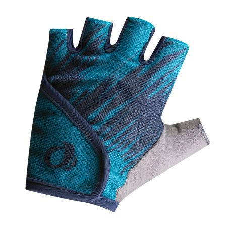 Juniors Pearl Izumi Kids' SELECT Glove Teal/Navy Slash | Route