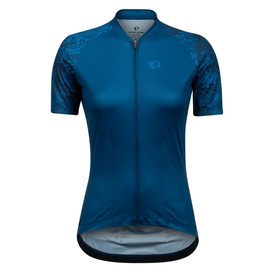 Femme Pearl Izumi Attack Jersey Twilight Marble | Route