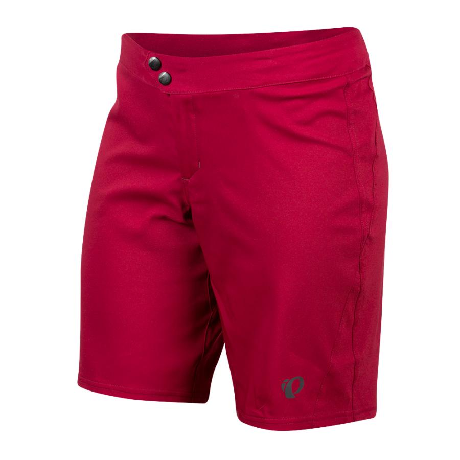 Femme Pearl Izumi Canyon Short Beet Red | Montagne