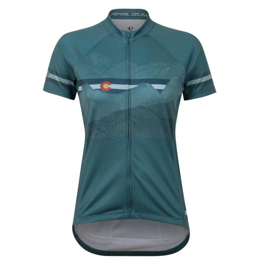 Femme Pearl Izumi Classic Jersey Homestate 2021 | Maillots