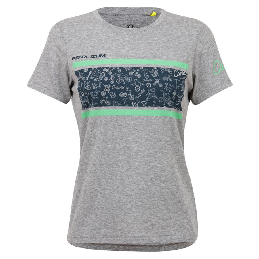 Femme Pearl Izumi Limited Edition Graphic T-Shirt Can'Daid 2020 | Bikestyle™