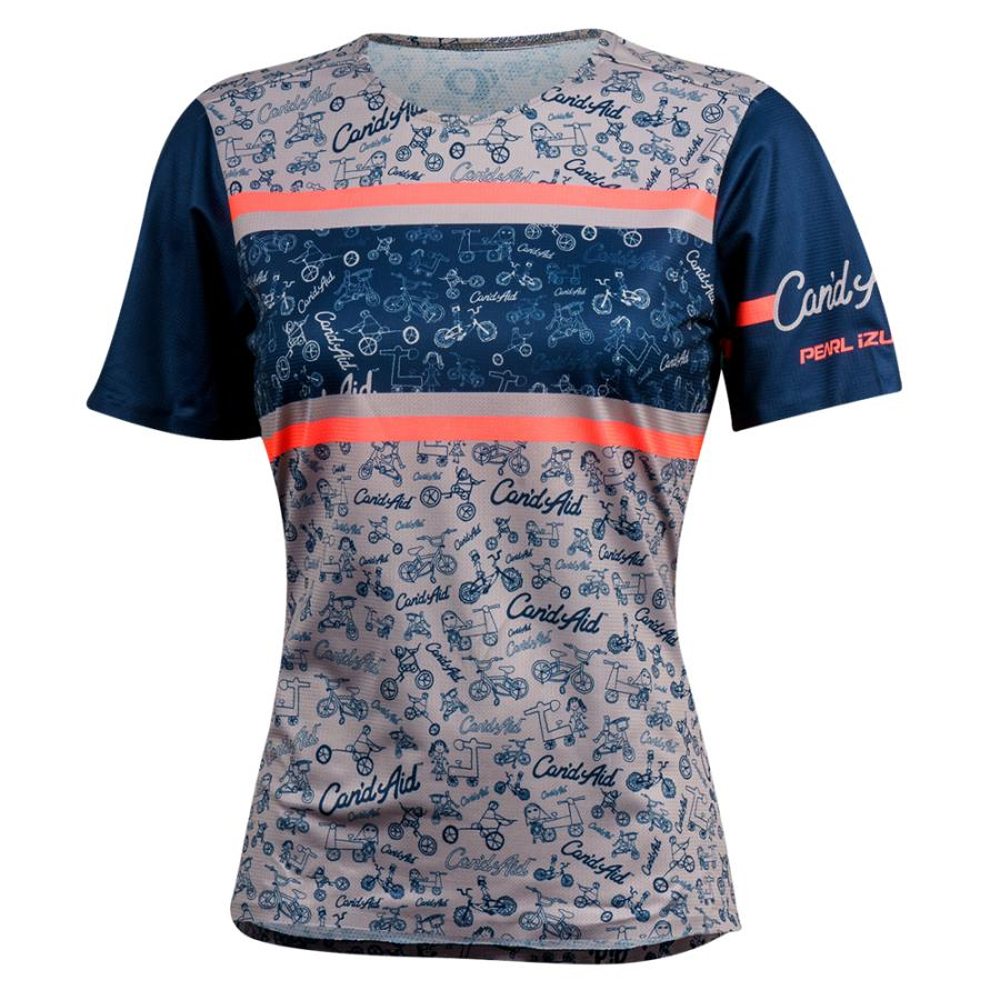 Femme Pearl Izumi Limited Edition Launch Jersey Can'Daid 2020 | Montagne