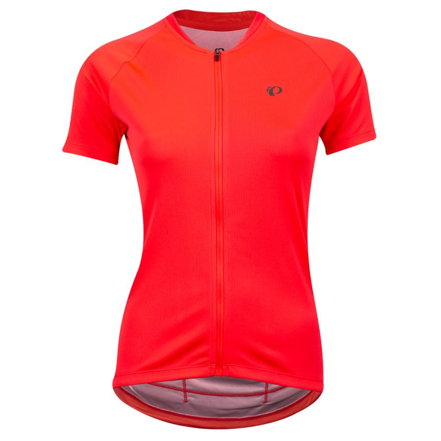 Femme Pearl Izumi Sugar Jersey Atomic Red | Maillots