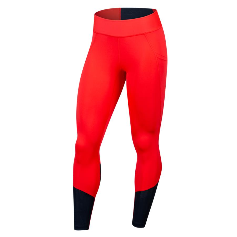Femme Pearl Izumi Wander Tight Atomic Red/Navy | Route