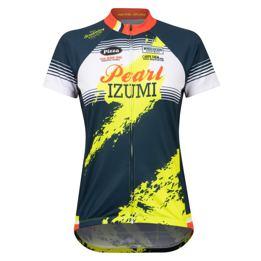 Femme Pearl Izumi Women's Limited Edition Team 90's Select Jersey Team 90S 20 | Maillots