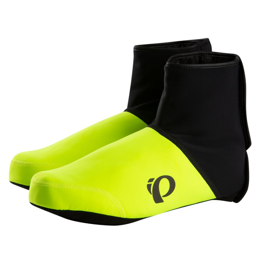 Femme/Homme Pearl Izumi AmFIB Shoe Cover Screaming Yellow | Couvre-Chaussures