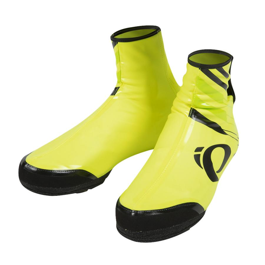 Femme/Homme Pearl Izumi P.R.O. Barrier WxB MTB Shoe Cover Screaming Yellow | Montagne