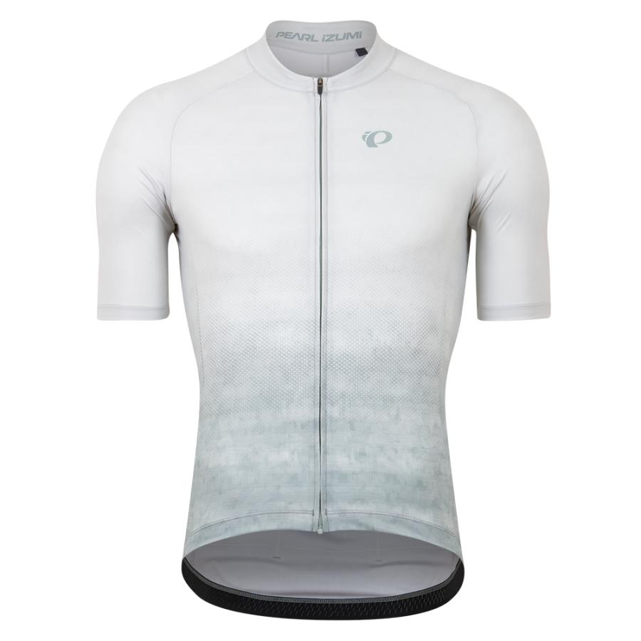 Homme Pearl Izumi Attack Jersey Dawn Grey Tidal | Route
