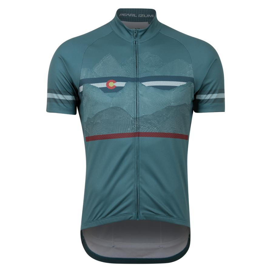 Homme Pearl Izumi Classic Jersey Homestate 2021 | Route