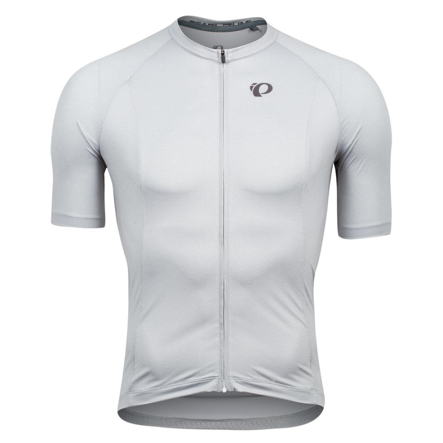 Homme Pearl Izumi Interval Jersey White/Wet Weather Triad | Route
