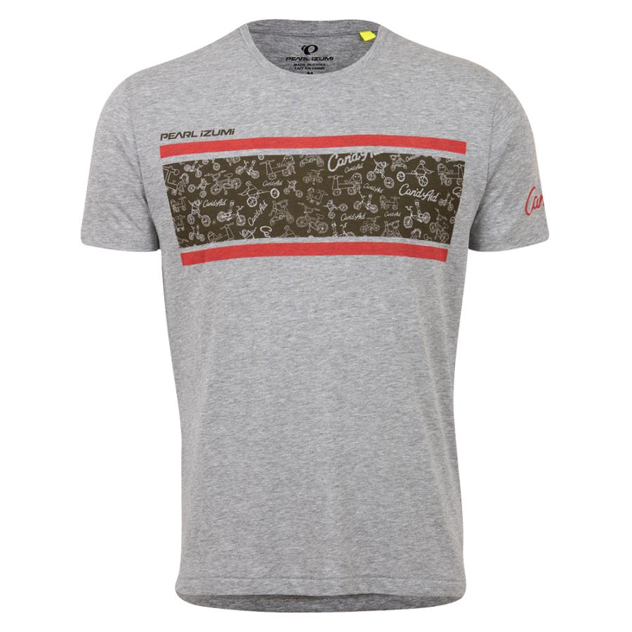 Homme Pearl Izumi Limited Edition Graphic T-Shirt Can'Daid 2020 | Bikestyle™
