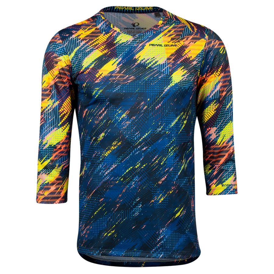 Homme Pearl Izumi Limited Launch 3/4 Sleeve Jersey Unity | Montagne