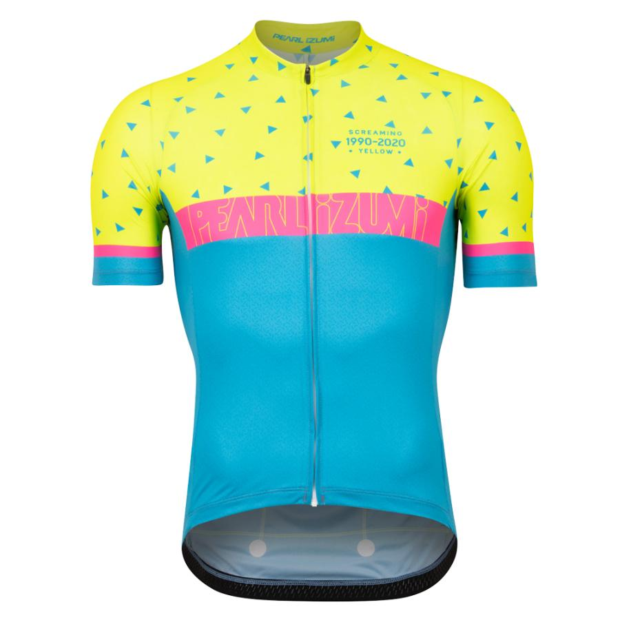 Homme Pearl Izumi Men's Limited Awesome 80's Attack Jersey Awe 80S 20 | Maillots