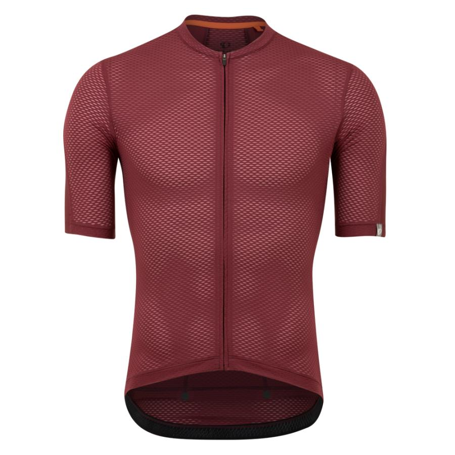 Homme Pearl Izumi PRO Mesh Jersey Redwood | Route