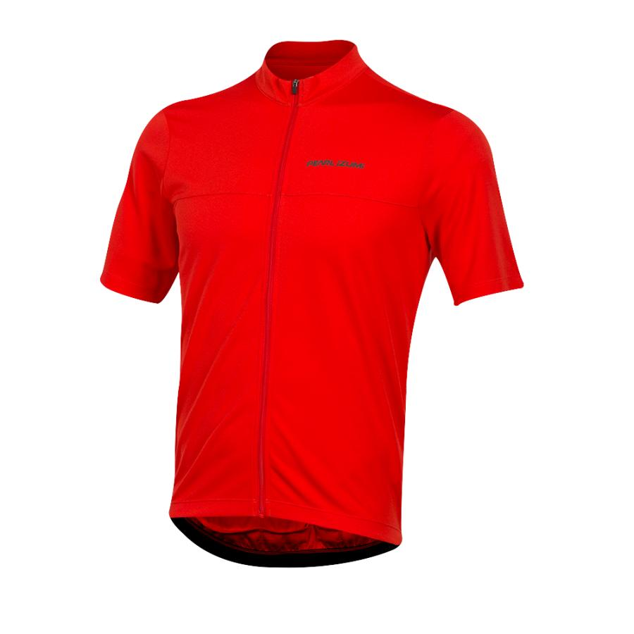 Homme Pearl Izumi QUEST Jersey Torch Red | Maillots