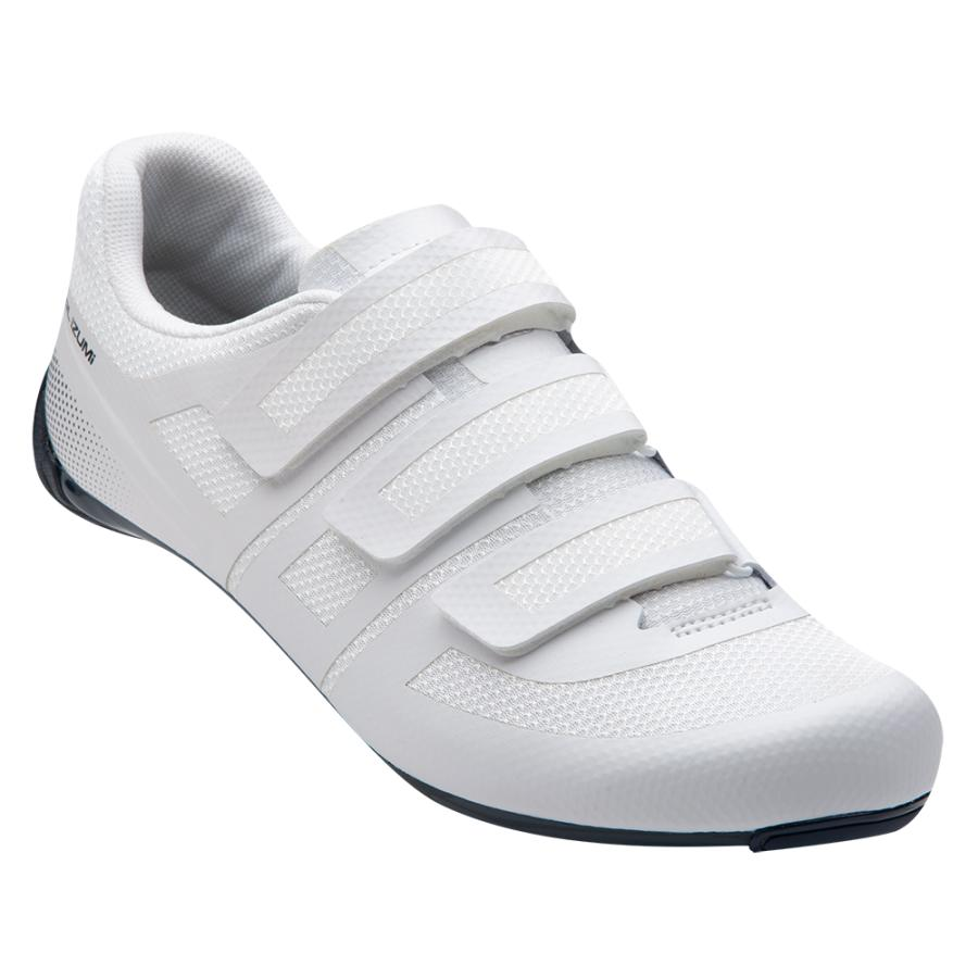 Homme Pearl Izumi Quest Road White/Navy | Chaussures
