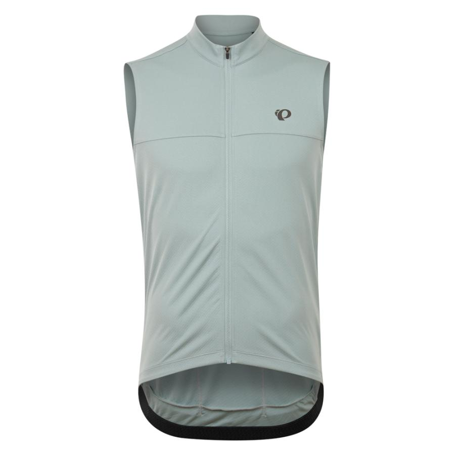 Homme Pearl Izumi QUEST Sleeveless Jersey Dawn Grey | Maillots
