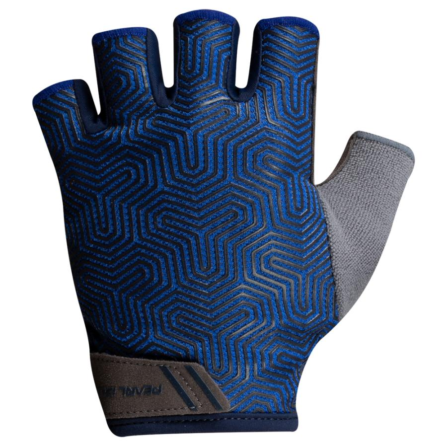 Homme Pearl Izumi SELECT Glove Lapis/Navy Triad | Route