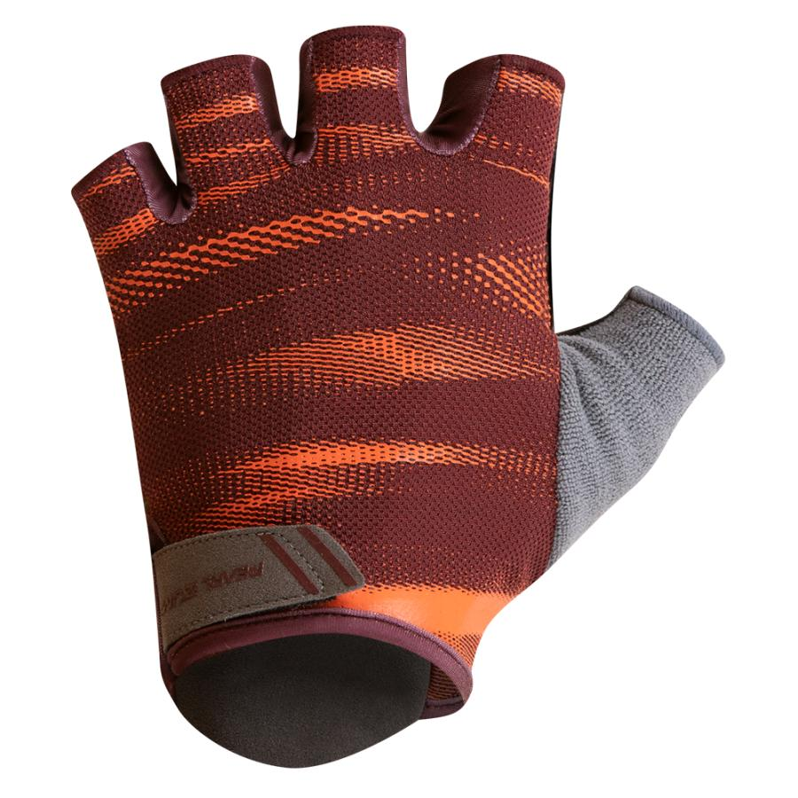 Homme Pearl Izumi SELECT Glove Redwood/Sunset Cirrus | Route