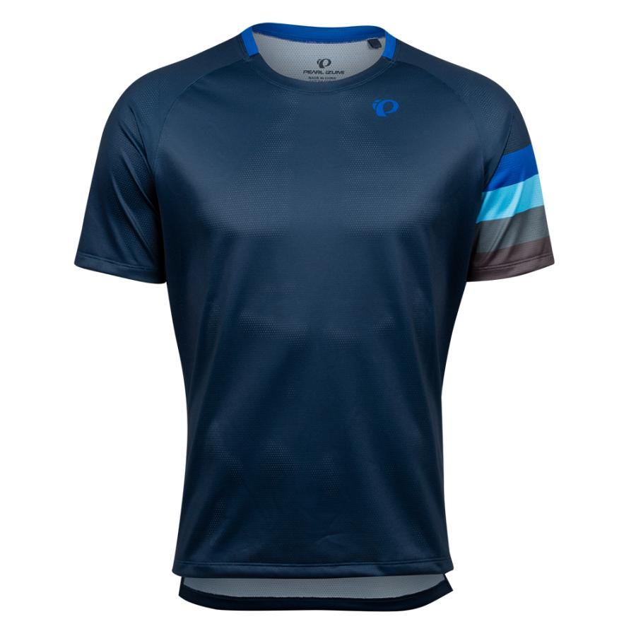 Homme Pearl Izumi Summit Top Navy Aspect | Maillots