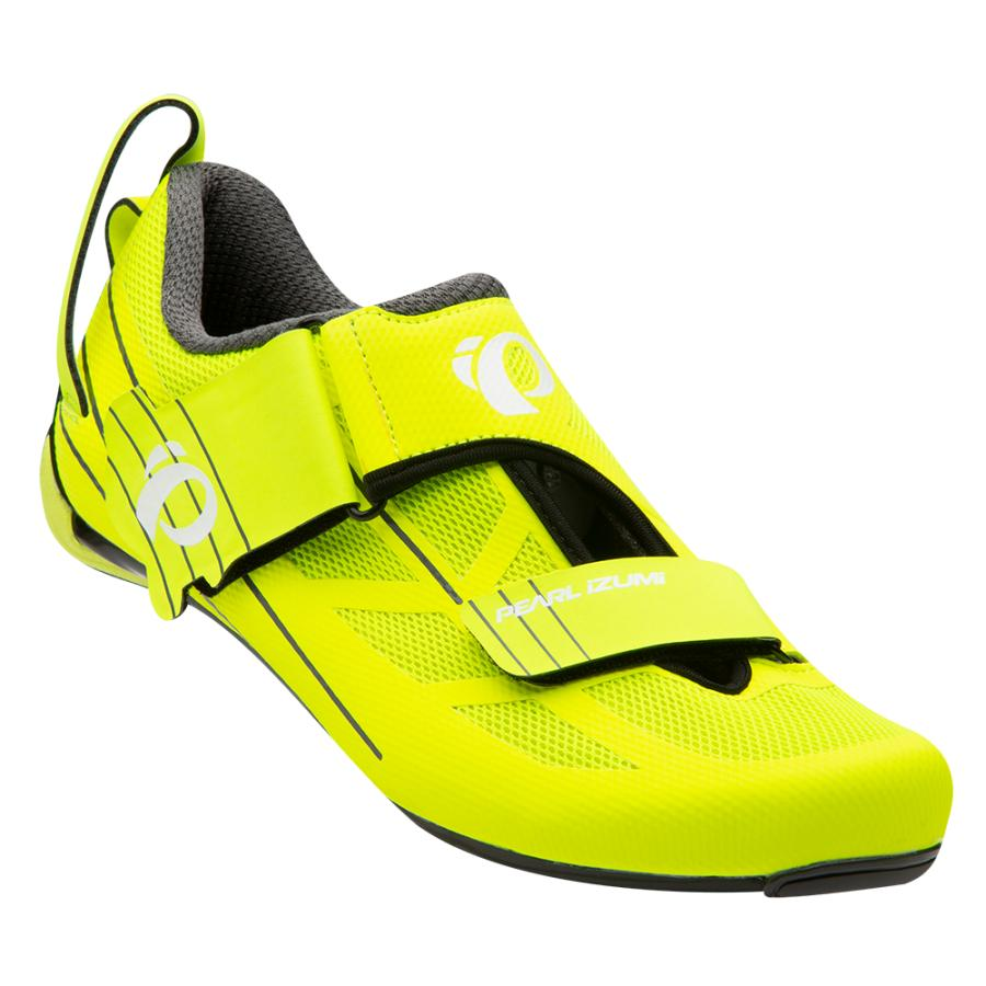 Homme Pearl Izumi Tri Fly SELECT v6 Screaming Yellow/Black | Chaussures